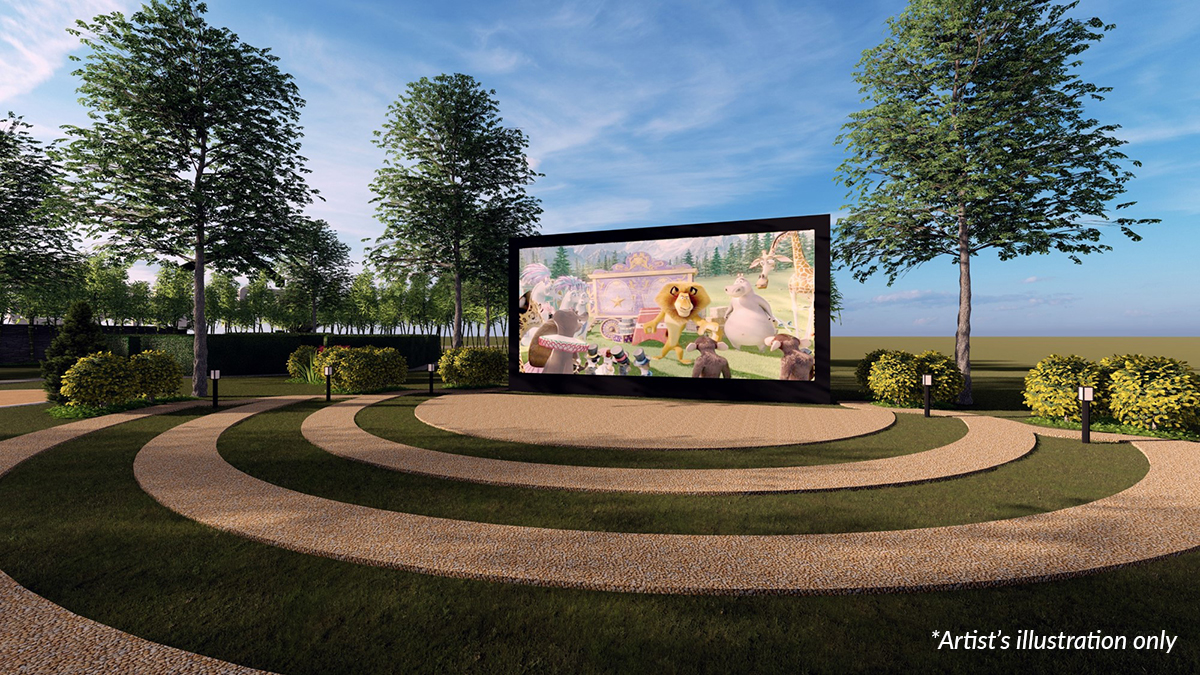 PANORAMA PATCH (OUTDOOR CINEMA)