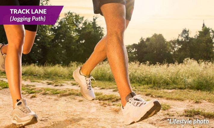 TRACK LANE - Jogging Lane